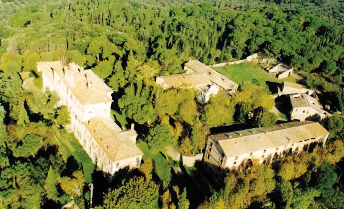 1720 2000 Uguccione Trasimeno Pischiello Villa Sorbello Ranieri Officina Ingegneria