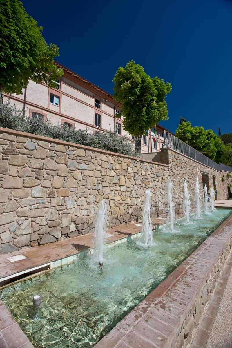 barocco villa pischiello 1720 Bourbon Sorbello