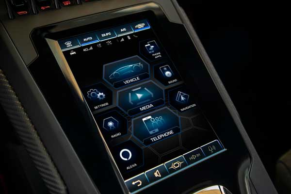 LIS system by ART improves the driving experience of Lamborghini Huracán Evo